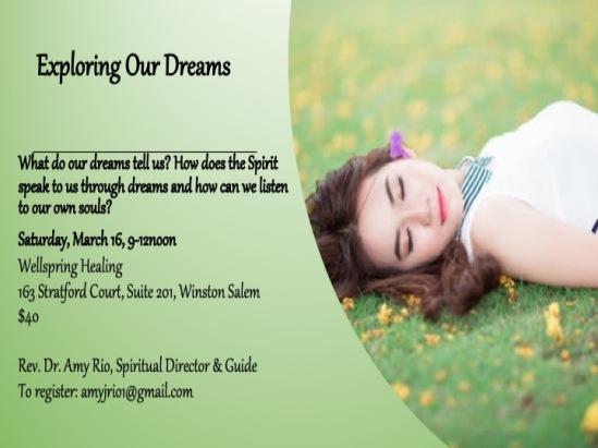 Dream Workshop