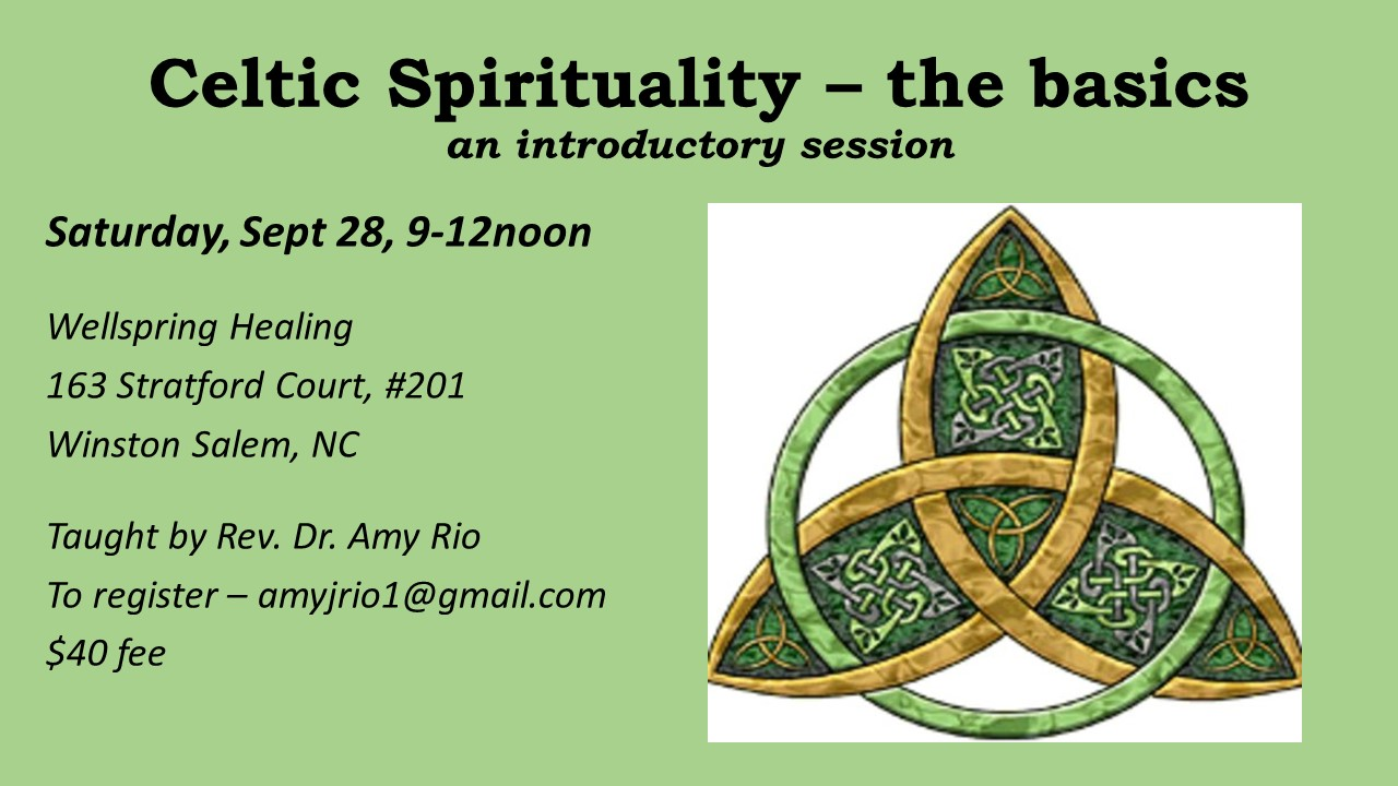 Celtic Spirituality – the basics